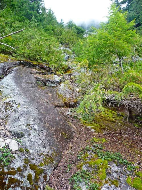 Getting into Wet Slab Terrain