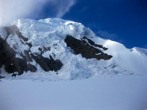 Nevado Uruashraju