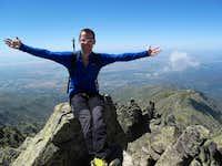ian on summit of almanzor