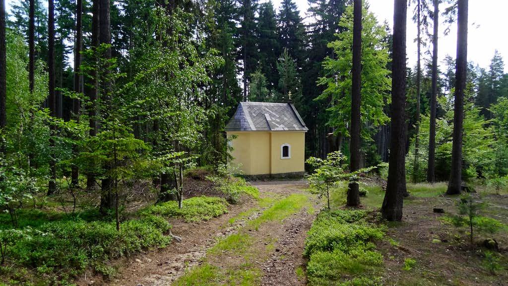 St Hubert chapel