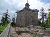 Chapel of Virgin Mary on Hvězda