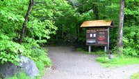 Tuckerman Trail Start