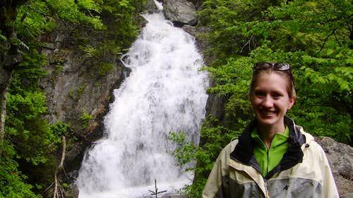 Tuckerman Waterfall Nikki