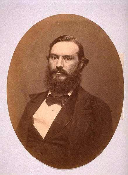William H. Brewer 1859