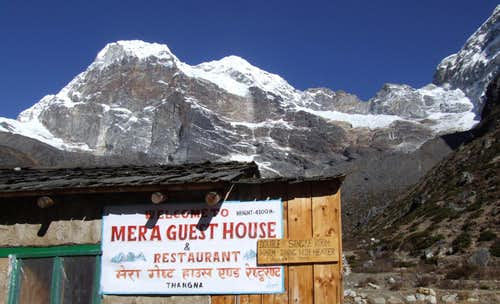 Mera guest house