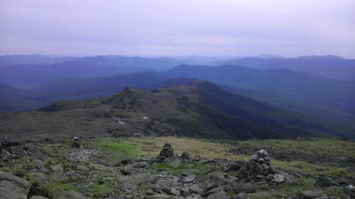 The Southern Half of the Presidentials