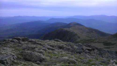 The Final Leg of the Presidential Traverse