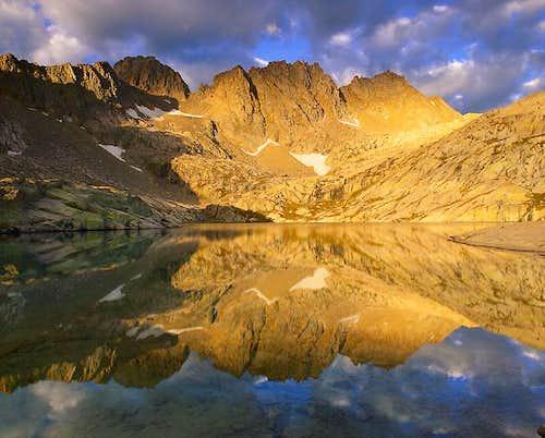 l-to-r: Windom Peak, Sunlight...