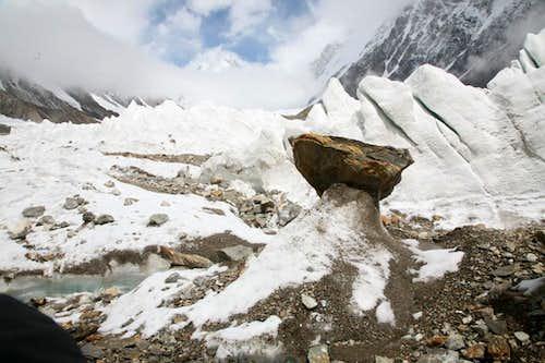 Baltoro Glacier,