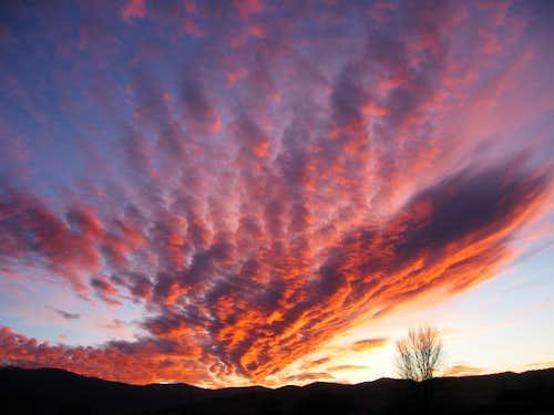 Susanville Sunset