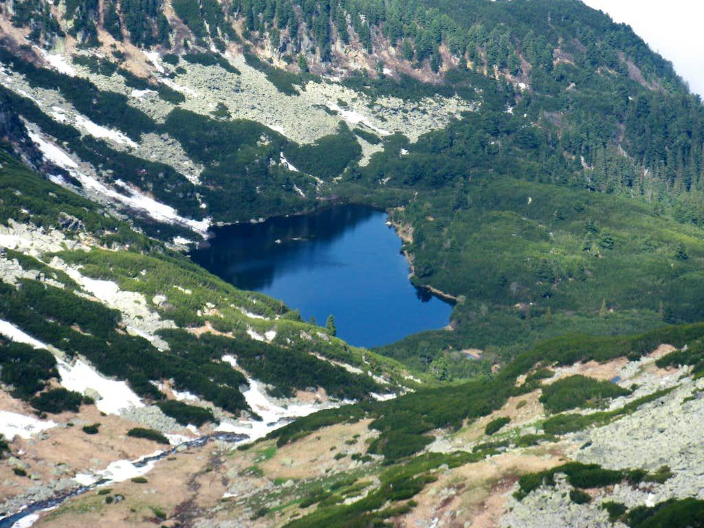 Gemenele lake