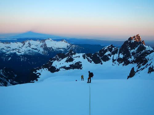 Mount Baker Shadow