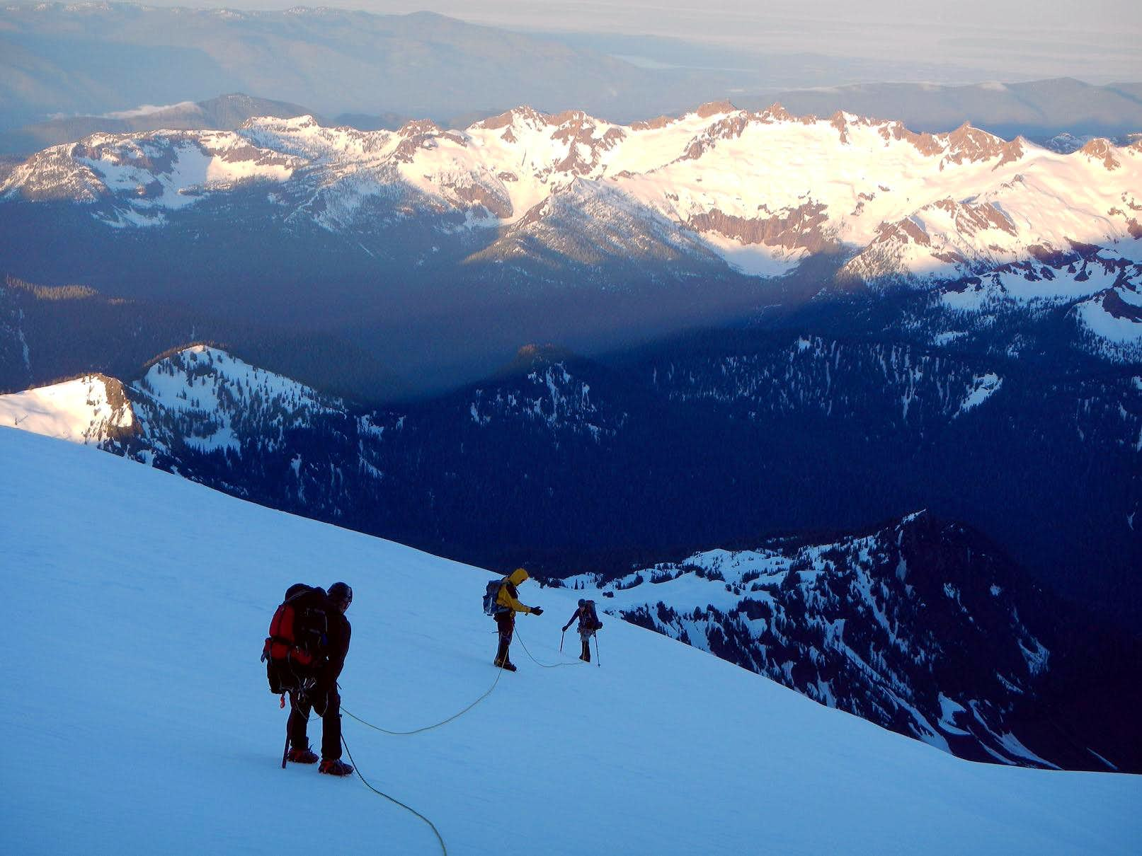 Mount Baker Summit June 2012