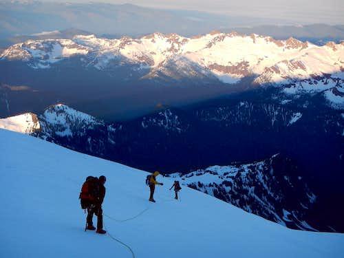 Mount Baker Summit June 2012