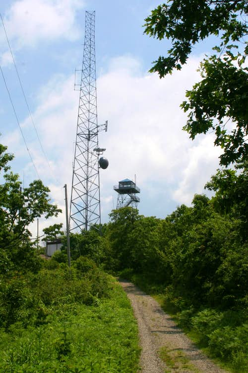 Fryingpan Summit Towers
