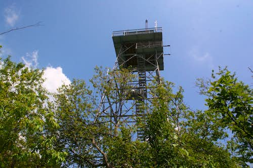 Fryingpan Lookout Tower