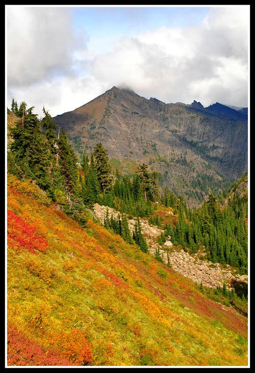 Poet Ridge Fall
