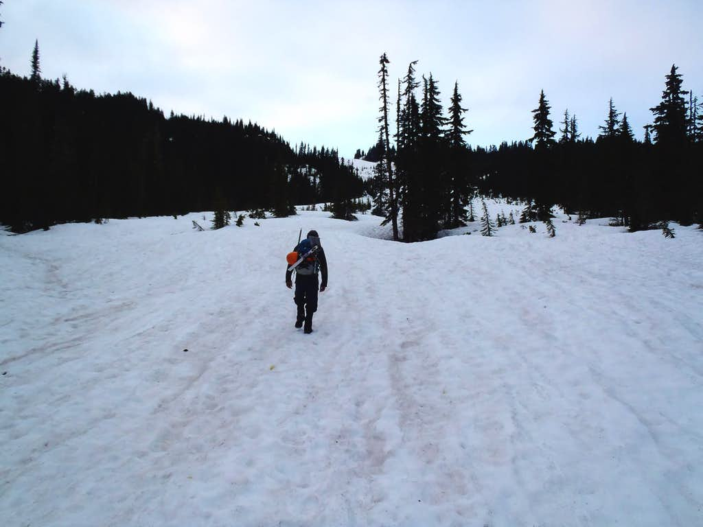 Mount Baker - Easton Glacier Route