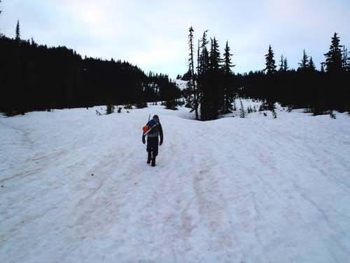 Mount Baker - Easton Glacier Route