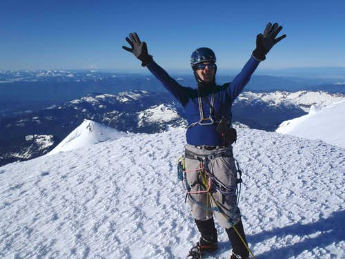Triple List Completion At Mount Baker