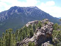 Estes Cone from Lily Mountain