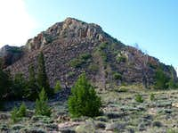 Delaney Butte - North Ridge