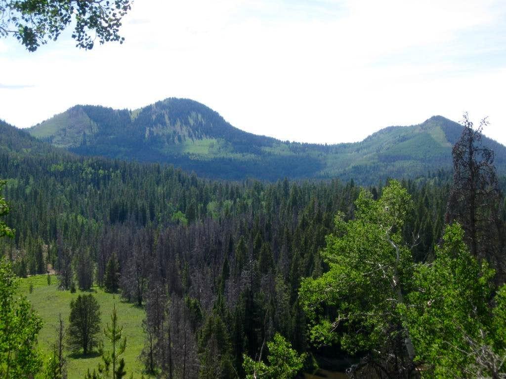 Slater Peaks