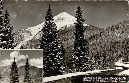 Mt. Bethel , Historic Photo