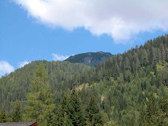 Soleck seen from the...