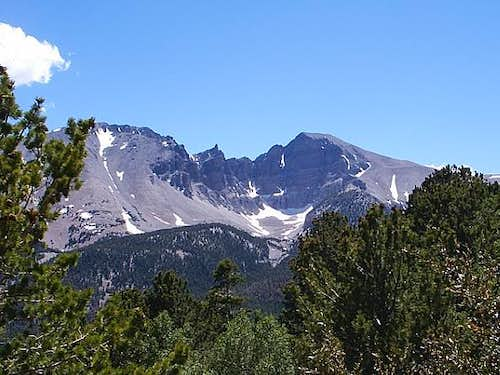 Wheeler Peak Cirque
