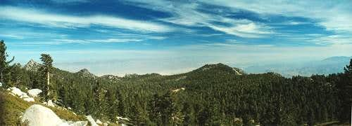 San Jacinto Panoramic View...