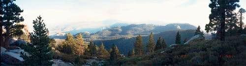 Panoramic View, San Jacinto