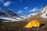 Camp at BC