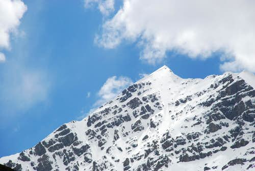 Stok Kangri Close-up