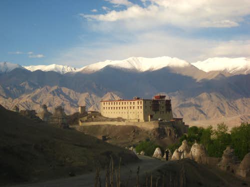Leh s Royal Family s Palace