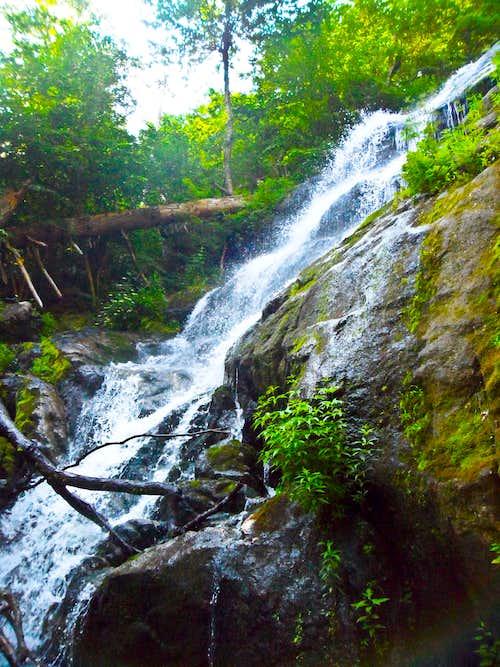 1,200 ft. Waterfalls