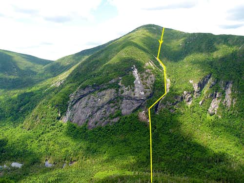 Great Range Traverse: Marcy to Haystack via Panther Gorge Bushwhack and Great Range Dayhike