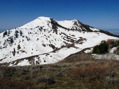 Some Middling Utah Summits