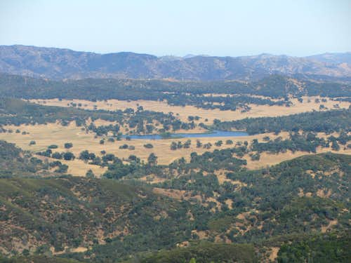 Isabel Valley east of Pyramid Rock