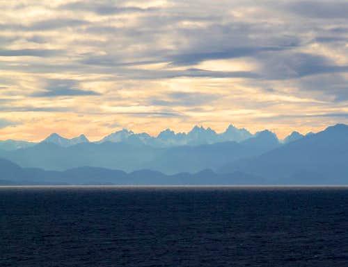 Vancouver Island Range