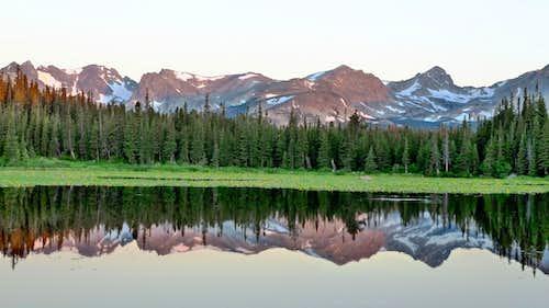 indian peaks