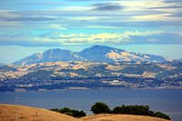 Mount Diablo from the Northbay