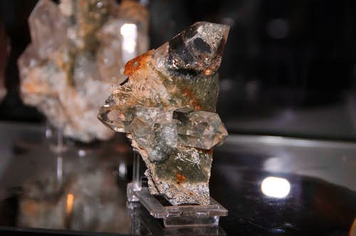 CRYSTALS OF THE MONTE BIANCO (Lucianaz s Collection or Third Part)