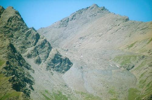 Roc del Boucher. You can see...