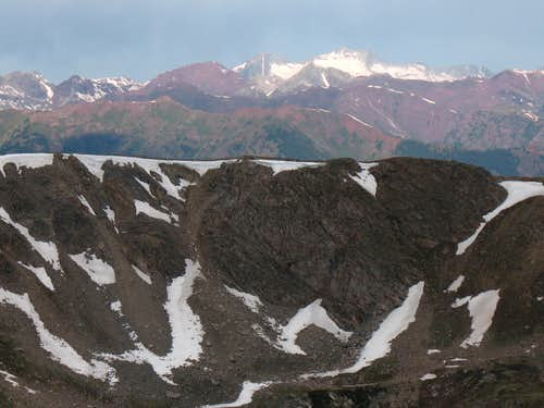 The Multi Colors of the Elk Mountains