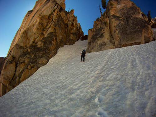 Approach Couloir