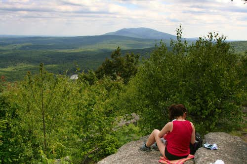 view to Monadnock