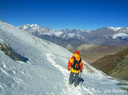 Upper Kali Gandaki (Annapurna trail)