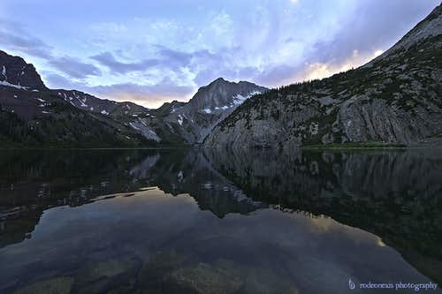 Backcountry Reflection