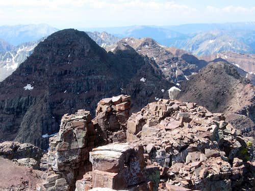 Pyramid Peak Photo Trip Report